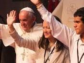propuesto papa jóvenes: corazón libre, generoso, esperanzado, jesús