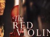 violín rojo: instrumento perfecto