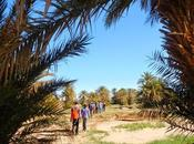 dunas Lahnithie poblado Ouled Driss (Marruecos)