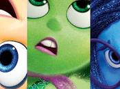 lecciones sobre emociones película Revés Disney Pixar