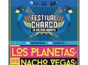 Planetas suman festival Charco