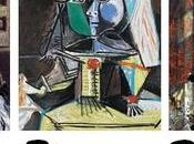 Tres genios para Infanta Margarita, meninas Velázquez, Picasso Dalí