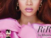 Rihanna posa rosa para nueva campaña perfume, RiRi