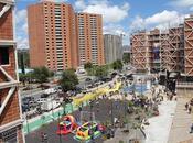 recreo inaugurada plaza santa rosa ubicada avenida libertador