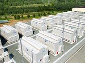 Gigantesco Sistema Almacenamiento Energía Solar Japón