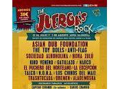 Llega Juerga's Rock fest