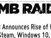 Confirmado Rise Tomb Raider para PlayStation