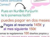 Promoción NuriBel Purpurin!!!