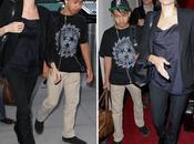 Angelina Jolie hijo, juntos película