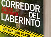 Literatura: corredor laberinto: Información clasificada', James Dashner laberinto