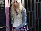 linda descarada, Taylor Momsen cumple años