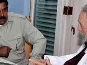 Carta Maduro Fidel Castro años asalto cuartel Moncada
