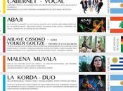 World Music Panamá 2015 continúa éxito!