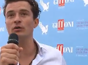 Orlando Bloom recibe Premio Giffoni