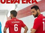 Dorsales Sevilla 2015-2016 Liga BBVA