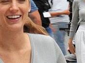 Blake Lively, mamá cine rodaje Barcelona