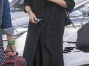 Selena Gomez llegó Heathrow, aeropuerto Londres