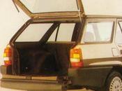Fiat Regatta Weekend 1986