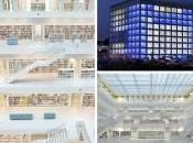 biblioteca Stuttgart, maravilla arquitectónica servicio cultura
