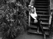 Diane Kruger posa llena glamour para nueva portada ELLE Canada