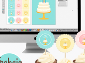 Good Monday! trabajo progreso: Etiquetas para Cumpleaños