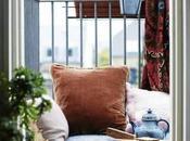 Soluciones prácticas para balcones realmente pequeños