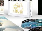 colección completa Hayao Miyazaki Blu-ray, noviembre