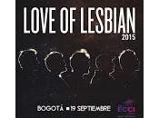 Love Lebian tour latinoamérica