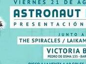 Astronaut project presenta disco debut concierto