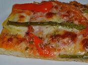 Pizza Verduras Calabaza Peter