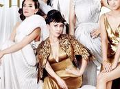 Wen, Bingbing, Juan aterrizan portada Vogue China