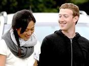 Princesa Facebook Marck Zuckerberg espera niña