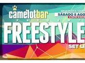 Freestylers, Jose Rodríguez Toño Camelot