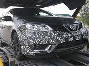 Nissan Pulsar Nismo está pruebas