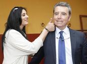 Ortega Cano debuta como ganadero junto familia