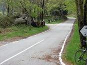 Ciclismo puerto montaña santa montseny, cataluña.