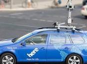 Nokia Here Maps vendido Audio, Mercedes Billones Euros