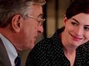 Becario': Segundo tráiler comedia protagonizada Robert Niro Anne Hathaway