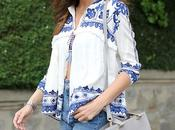 Trends; zara embroidered jacket again.-