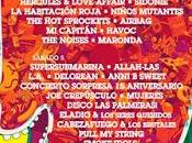 Distribución días Festival Ebrovisión 2015