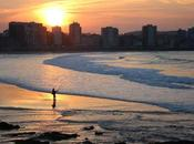 Gijón, ciudad para época estival