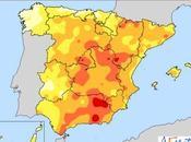 Julio 2015, caluroso España desde tienen registros