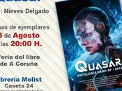 Quasar Feria libro Coruña 2015