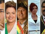 """Rafael Correa: """"Gobiernos latinoamericanos izquierda hacen frente nueva Guerra Fría"""""""