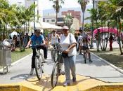 recreo caracas rueda libre ahora presta bicicletas diariamente hacia centro ciudad