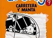 Mini reseña Diario Greg Carretera manta
