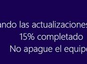 actualización KB3081424 para Windows presenta problemas