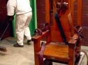 años silla eléctrica