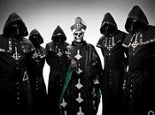 Ghost actuarán noviembre Madrid Barcelona