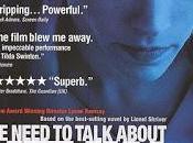 Tenemos hablar Kevin need talk about Kevin, Lynne Ramsay, 2011. EEUU Gran Bretaña)
